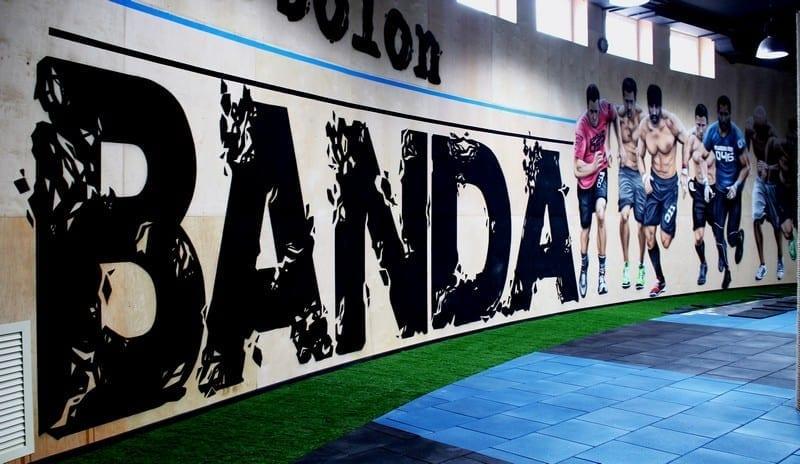 Crossfit BANDA V