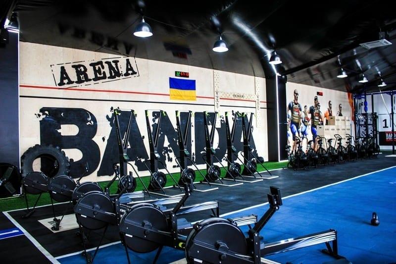 Crossfit BANDA II ARENA