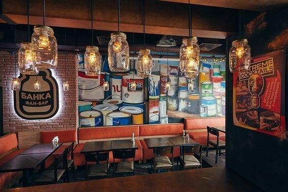 Banka bar на троещине