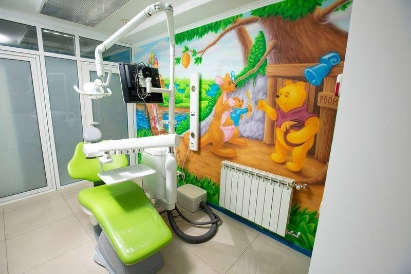 "Dentist clinic ""VEGAS"", Children's Cabinet"