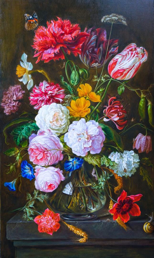 Картина на заказ Копия натюрморта UT-ART STUDIO 2