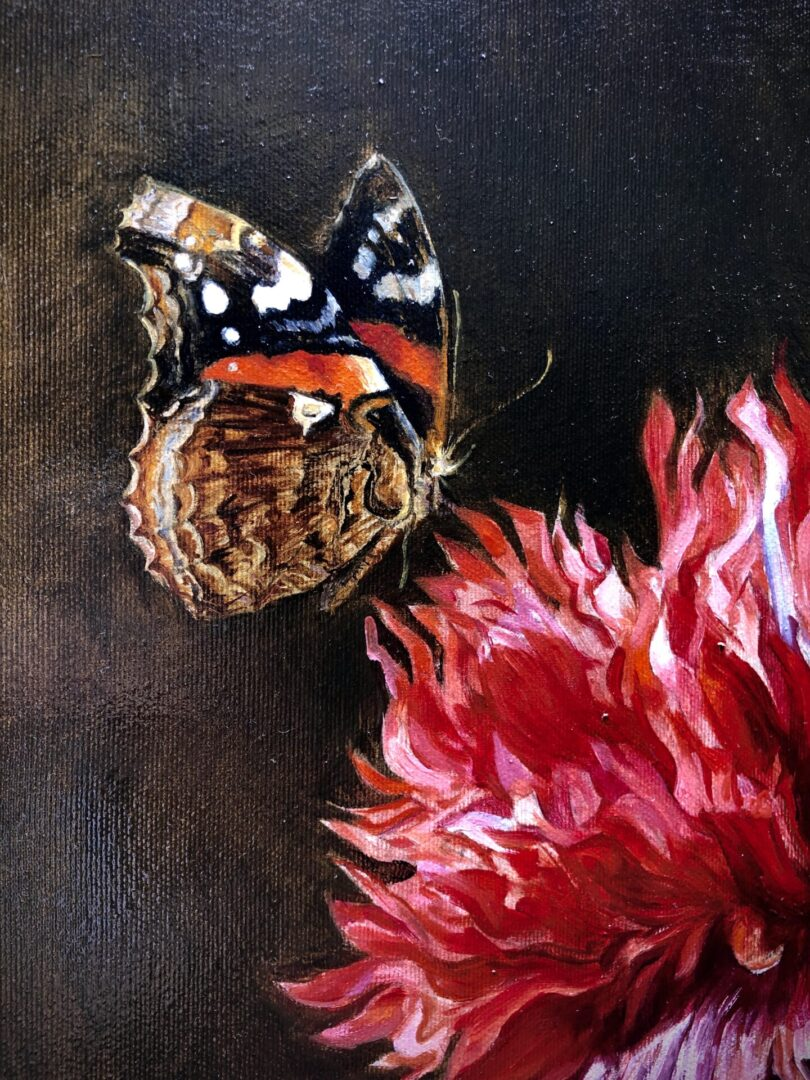 Картина на заказ Копия натюрморта UT-ART STUDIO 4