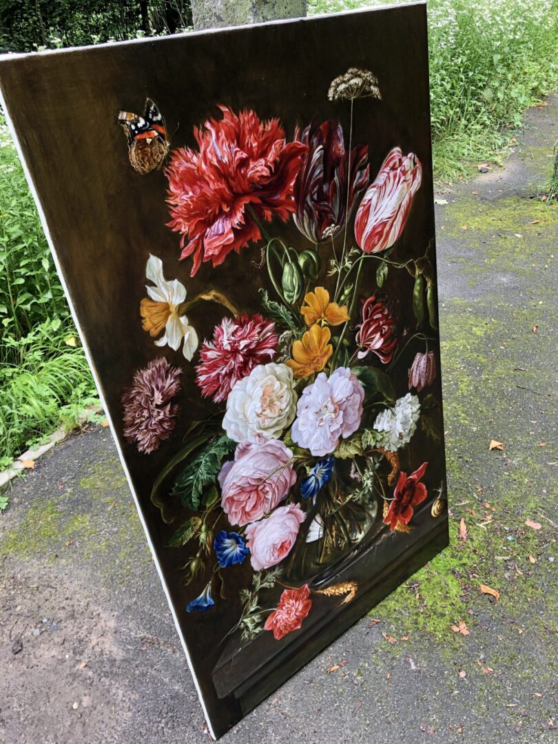 Картина на заказ Копия натюрморта UT-ART STUDIO 7