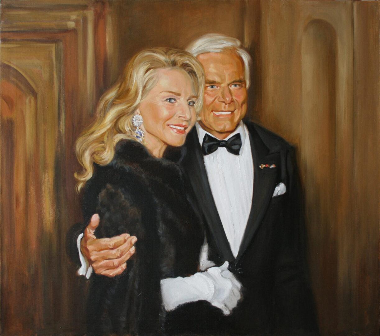 Картина на заказ Семейный портрет - UT-ART STUDIO